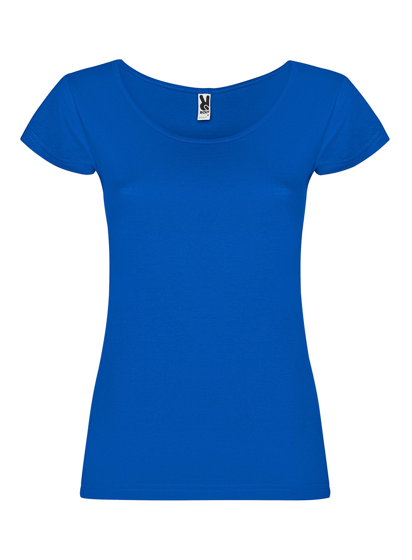 Dámské tričko Guadalupe - Královská modrá XXL