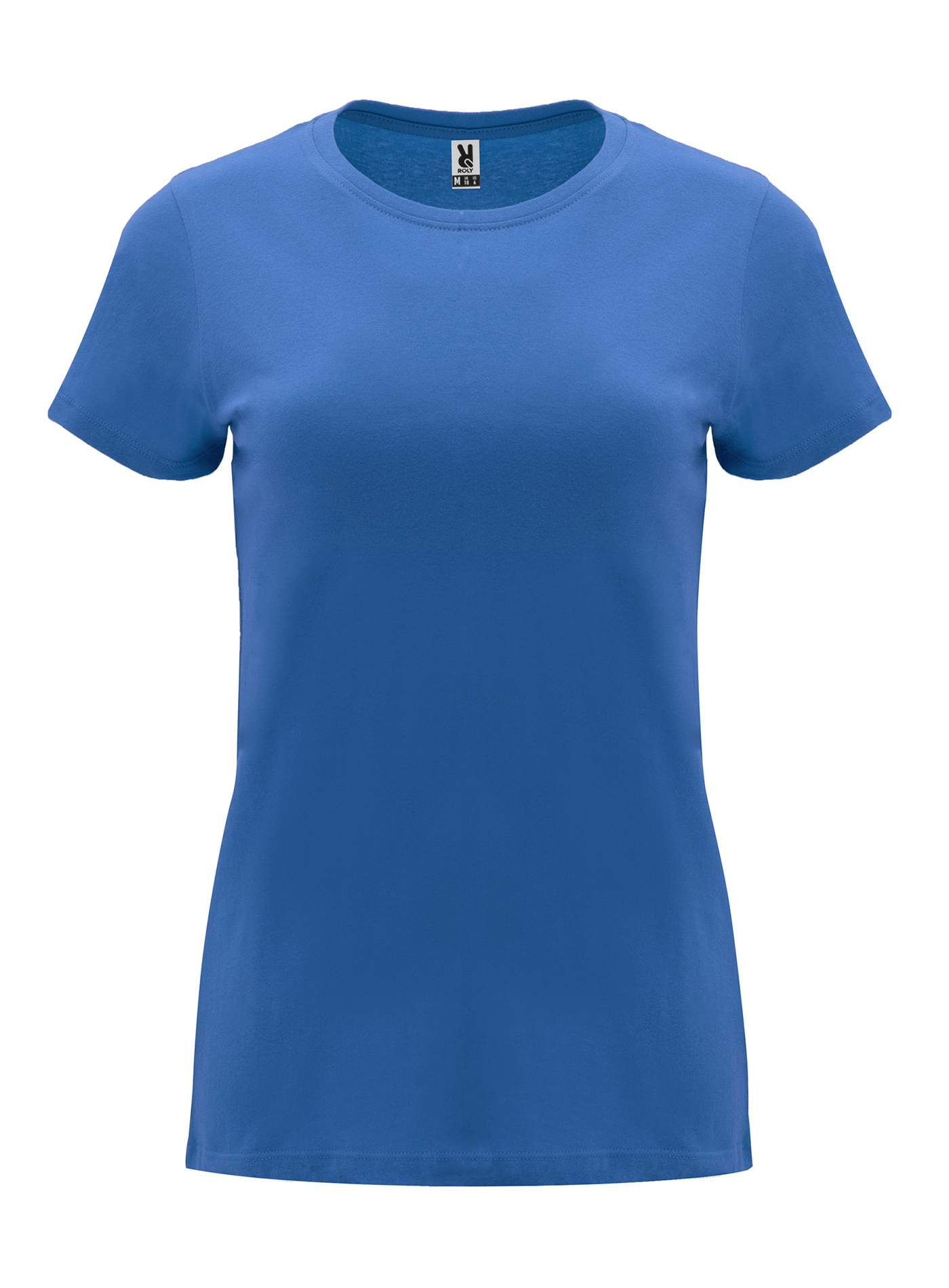 Dámské tričko Capri - Královská modrá XXL