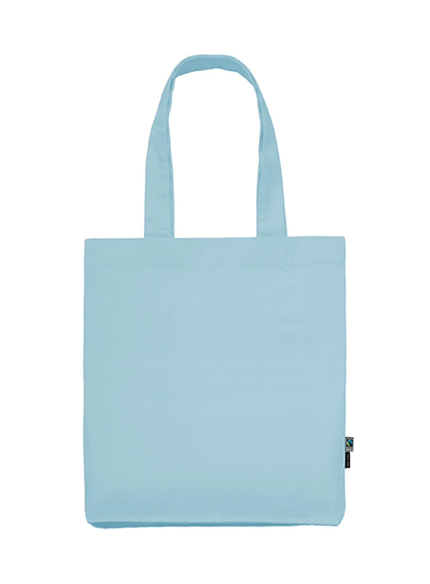 Plátěná taška Neutral - světle modrá univerzal