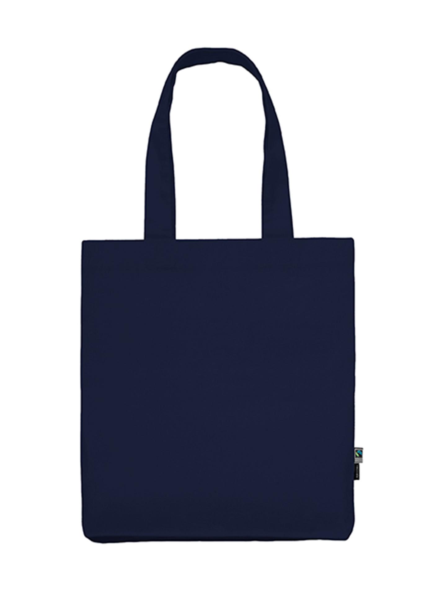 Plátěná taška Neutral - Námořnická modrá univerzal