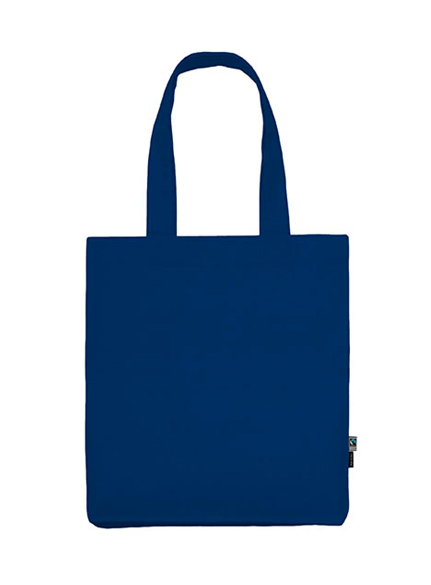 Plátěná taška Neutral - Královská modrá univerzal