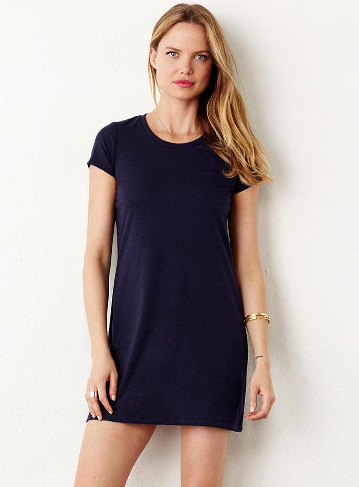 606eecb10974 Jednoduché šaty - Ľahké dámske letné šaty