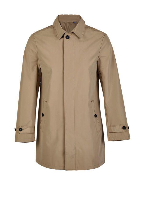 Pánský krátký kabát Alfred - Písková S
