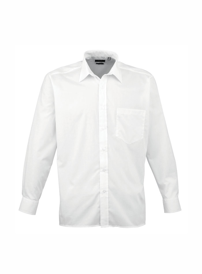 Pánská košile Premier - Bílá 38