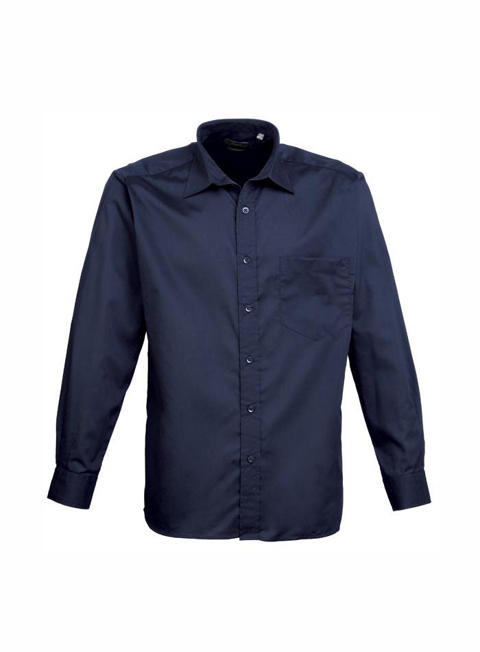 Pánská košile Premier - Námořní modrá 38