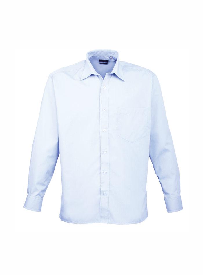 Pánská košile Premier - světle modrá 38