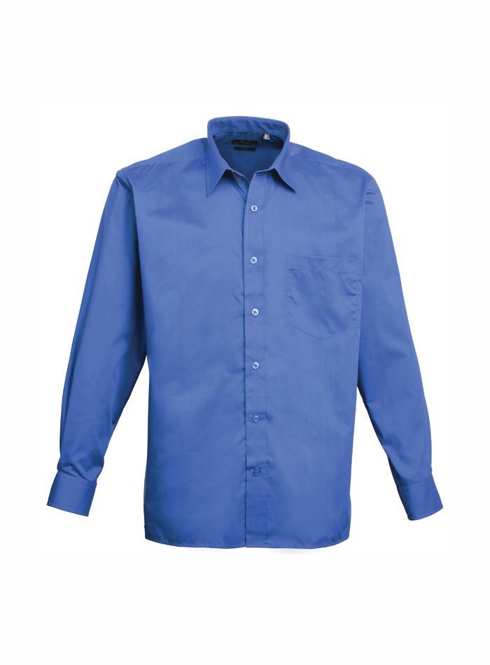 Pánská košile Premier - Královská modrá 38