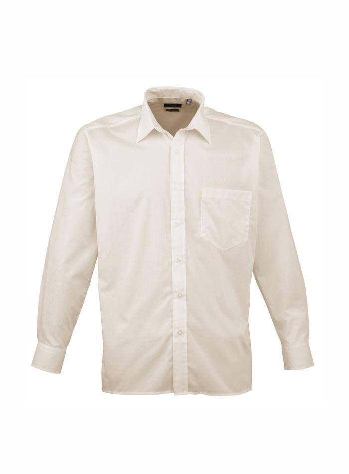 Pánská košile Premier - Přírodní 38