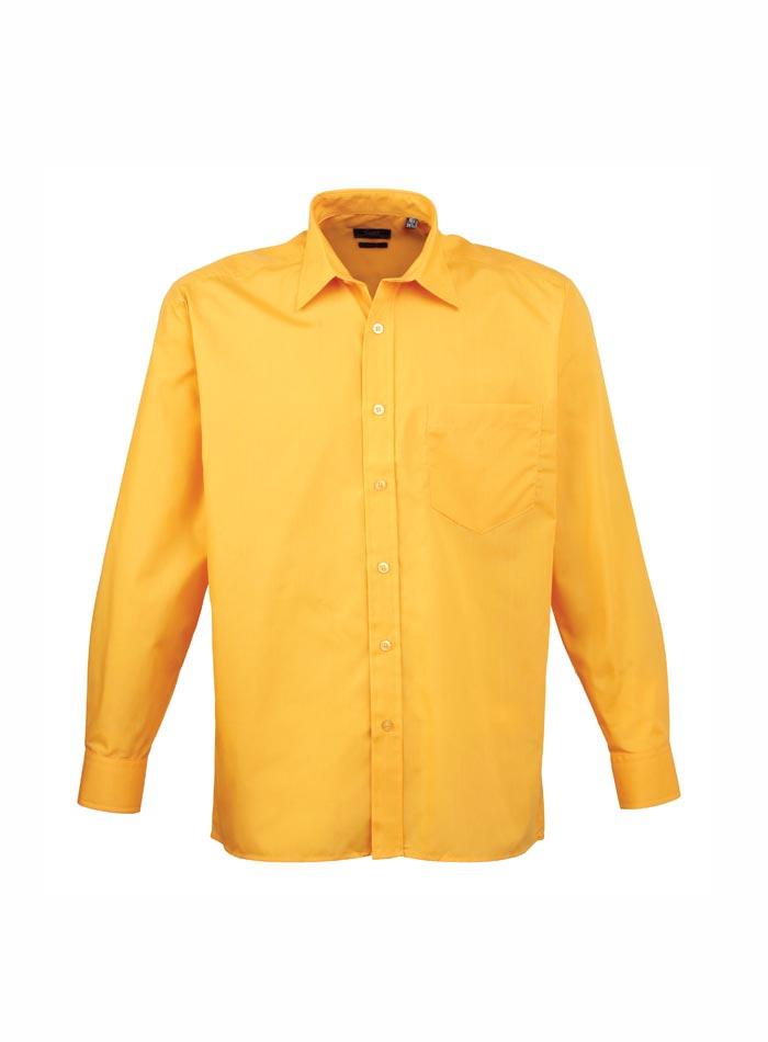 Pánská košile Premier - Slunečnicová 38