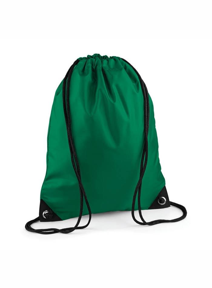 Vak na záda Gymsack - Zelená univerzal