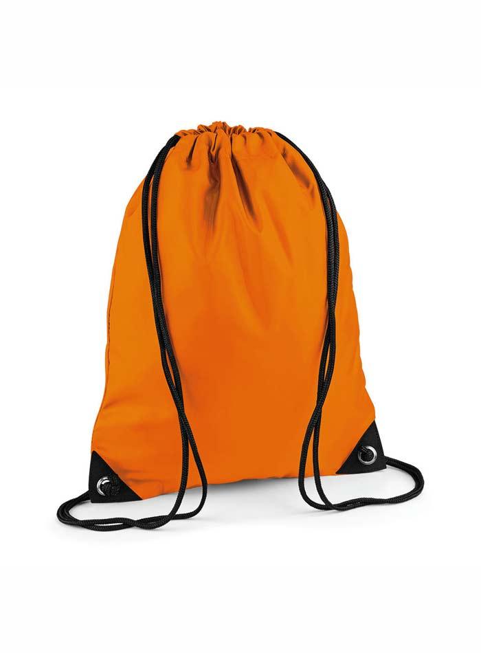 Vak na záda Gymsack - Oranžová univerzal
