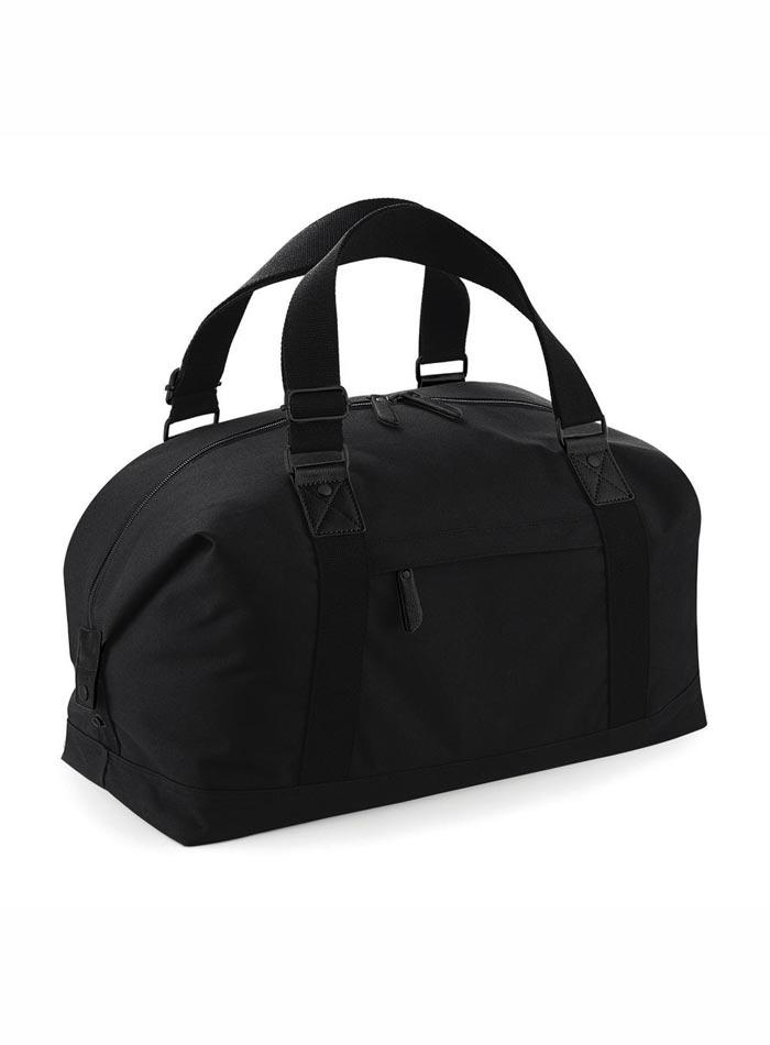 Vintage malá cestovní taška - černá univerzal
