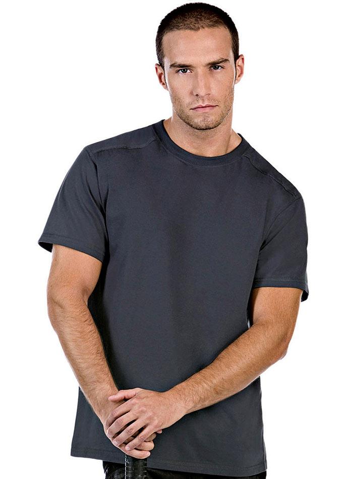 Pracovní tričko - Tmavě šedá 4XL