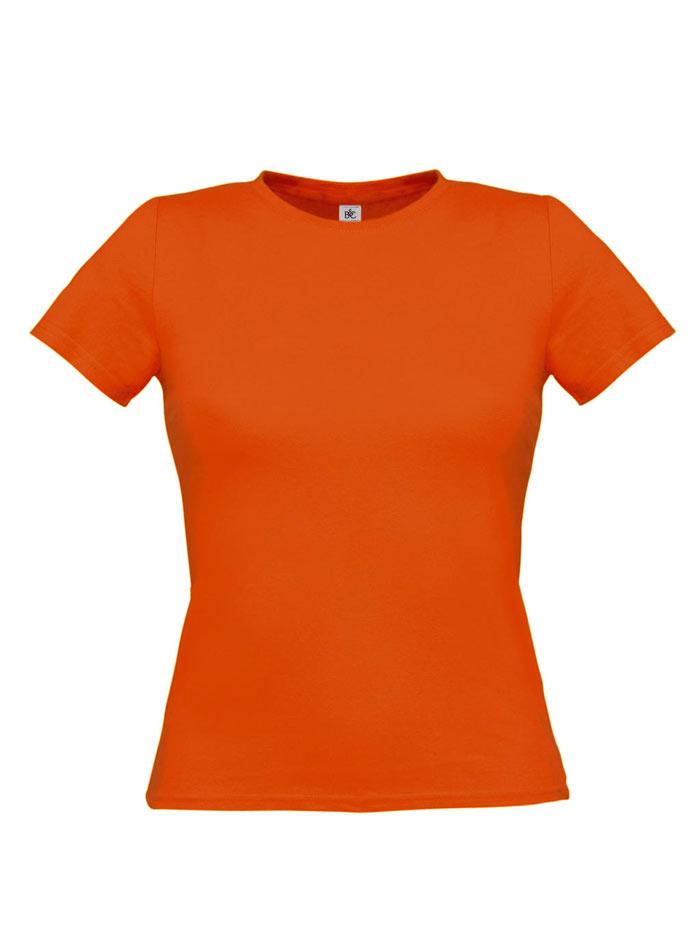 Tričko na tělo - Oranžová XS