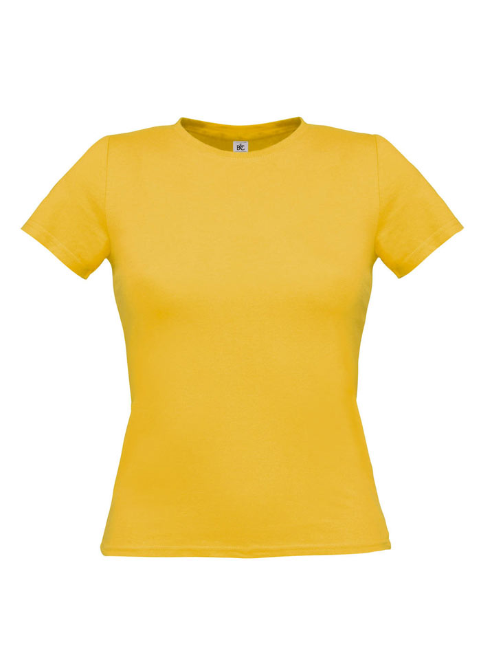 Tričko na tělo - Žlutá L