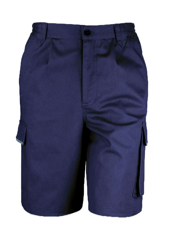Pracovní kraťasy - Námořní modrá S