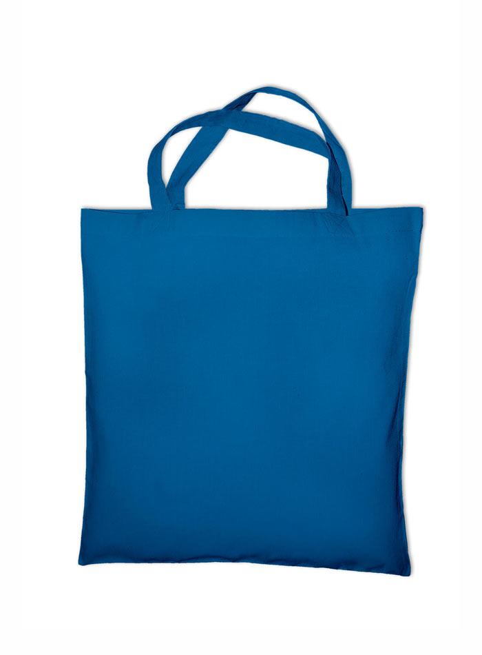 Nákupní bavlněná taška - Modrá univerzal