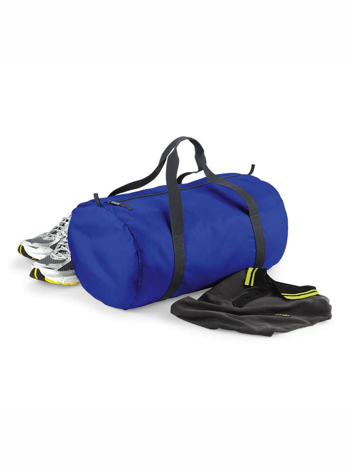 Skládací cestovní taška - královská modrá univerzal