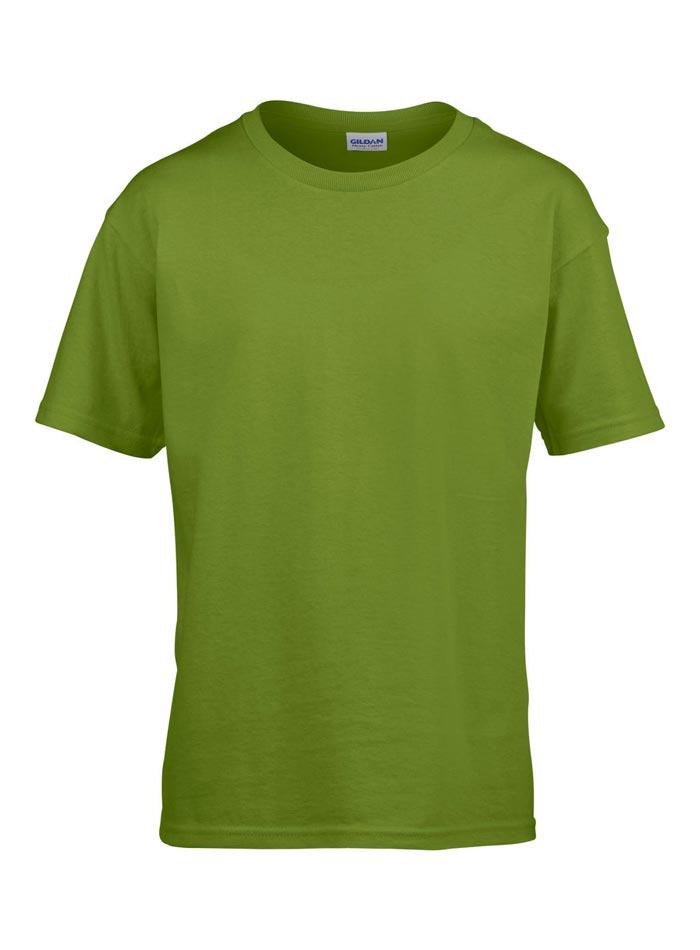 Tričko Softstyle - Kiwi XS