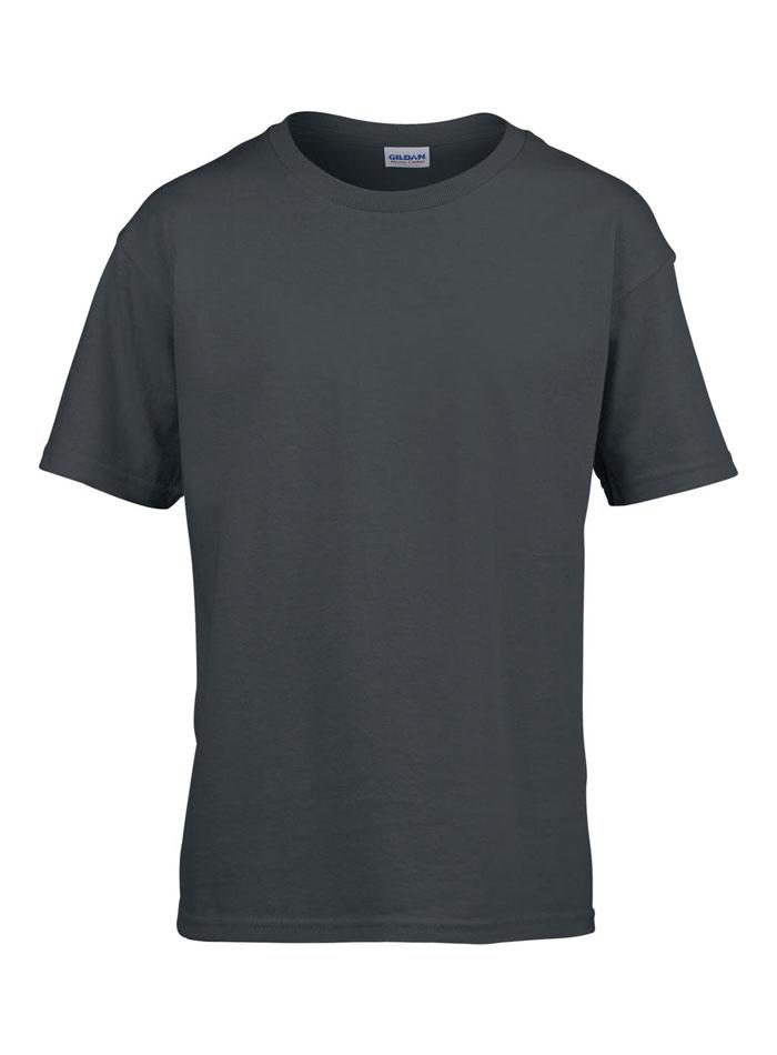 Tričko Softstyle - Charcoal XS