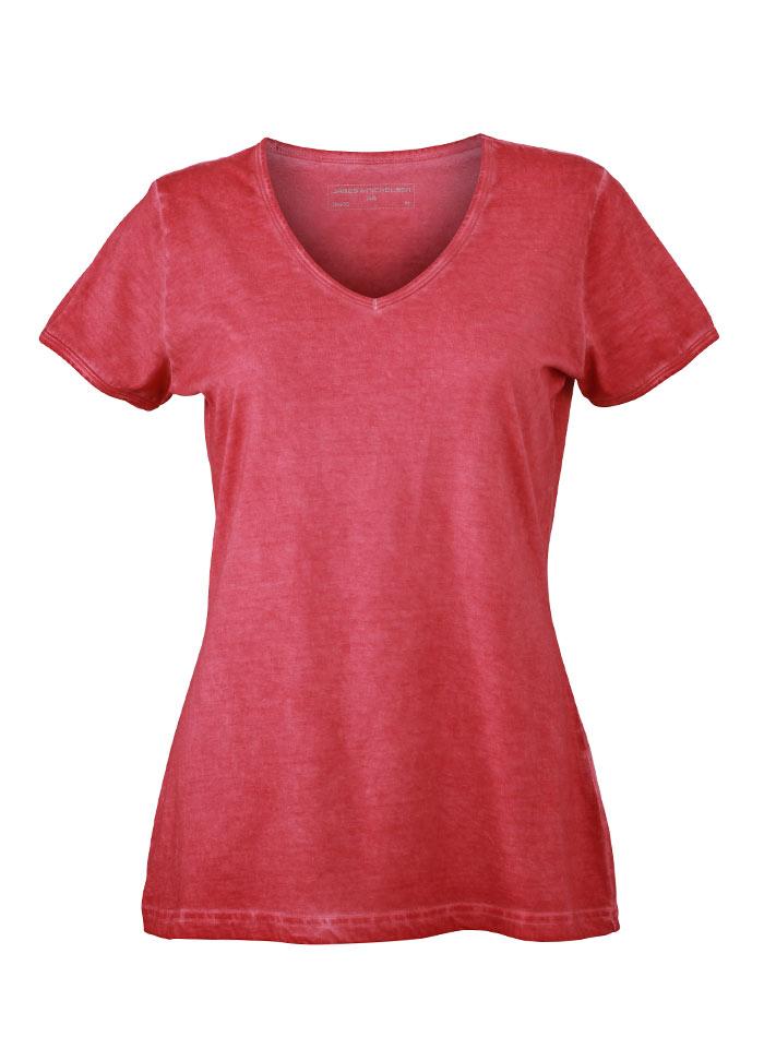 Tričko Gipsy - Červená M
