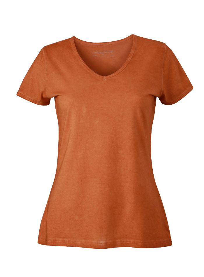 Tričko Gipsy - Oranžová M