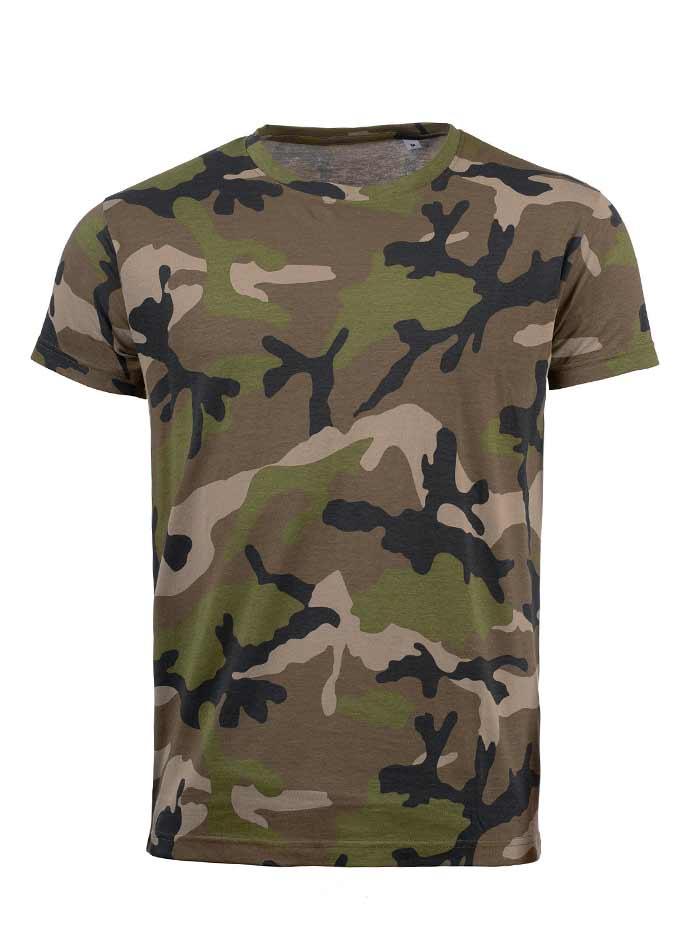 Maskáčové tričko - Maskáč XL