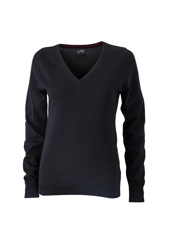 Pullover - černá M