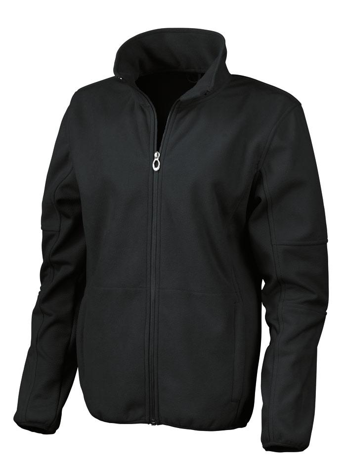 Softshell bunda - černá XS