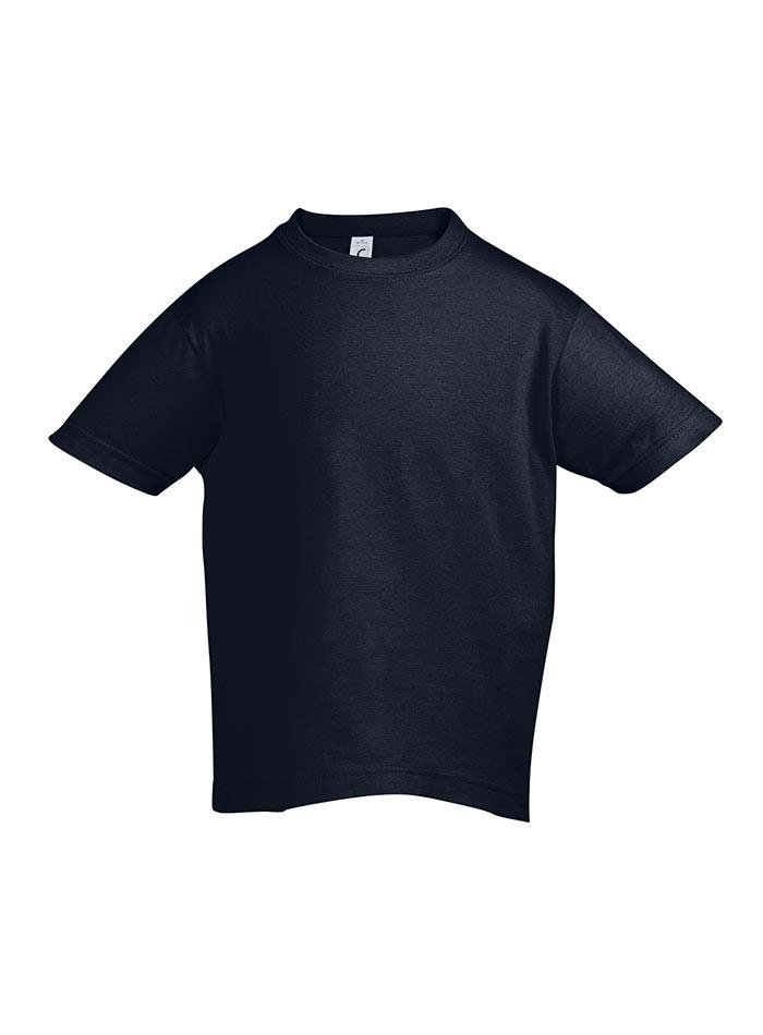 Tričko Sols Klasik - Námořní modrá 128 (7-8)