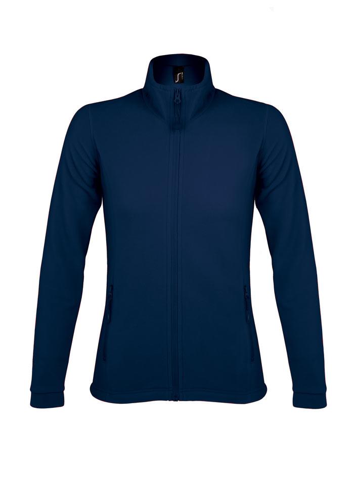 Hřejivá micro fleece mikina - Námořní modrá XXL 8caf43d538