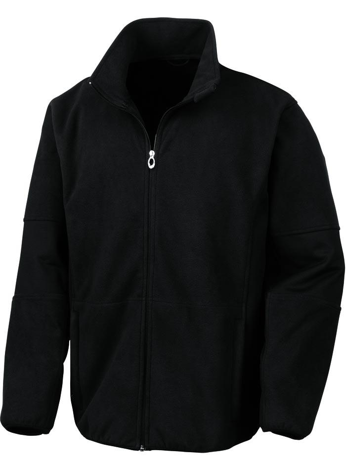 Softshell bunda - černá S