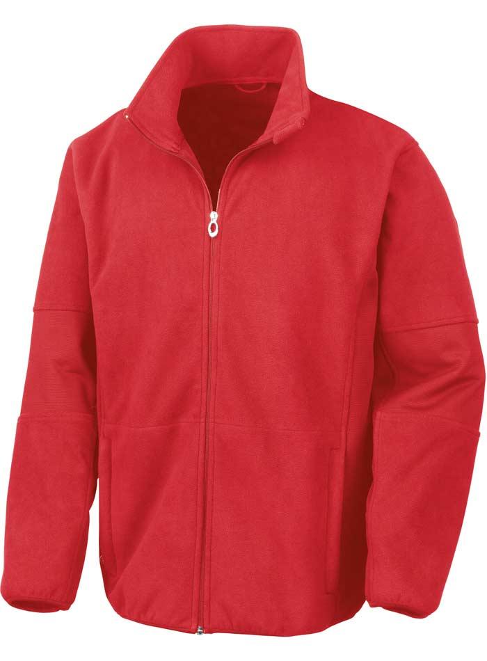 Softshell bunda - Červená S