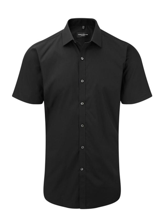 Pánská košile Ultimate - černá 4XL