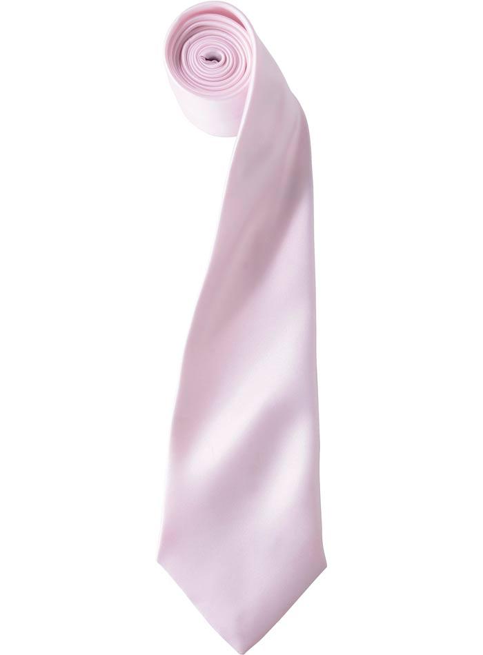 Kravata - Růžová univerzal