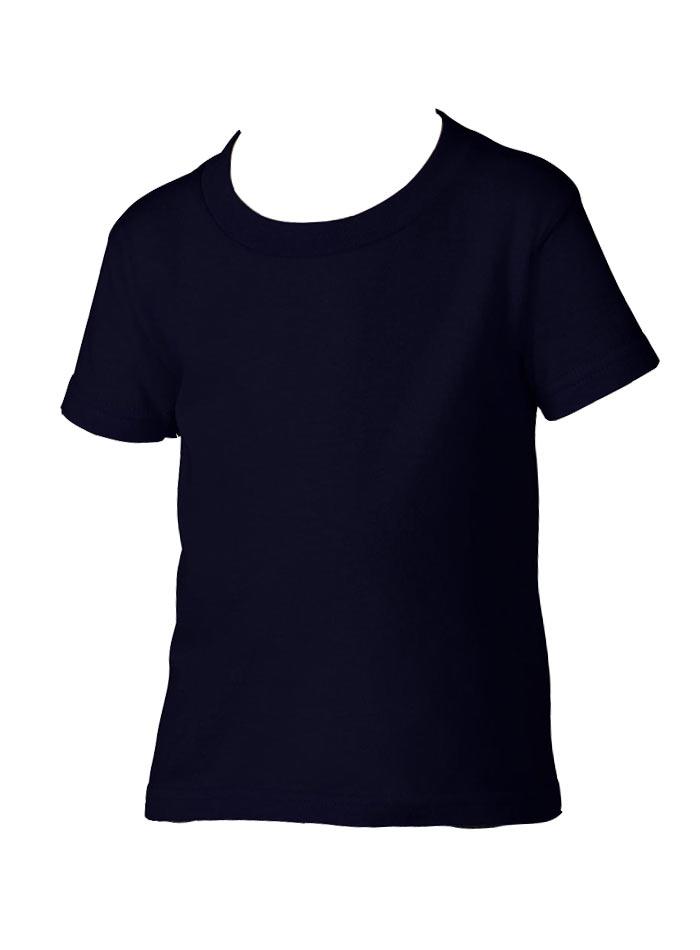 Dětské tričko Gildan - Námořní modrá 4T (104)