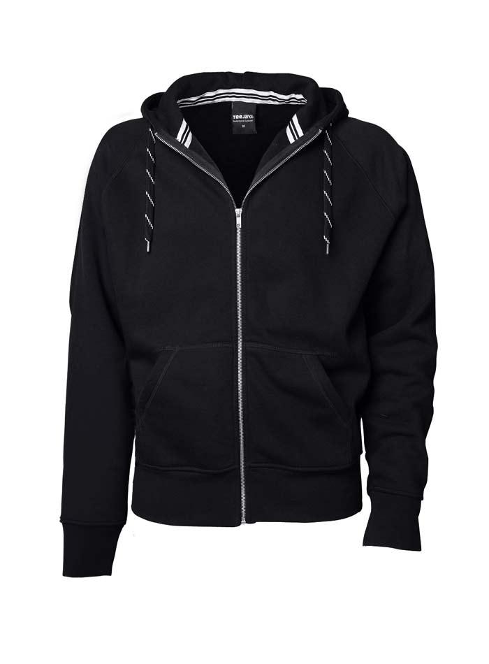 Pánská mikina Fashion - černá XXL