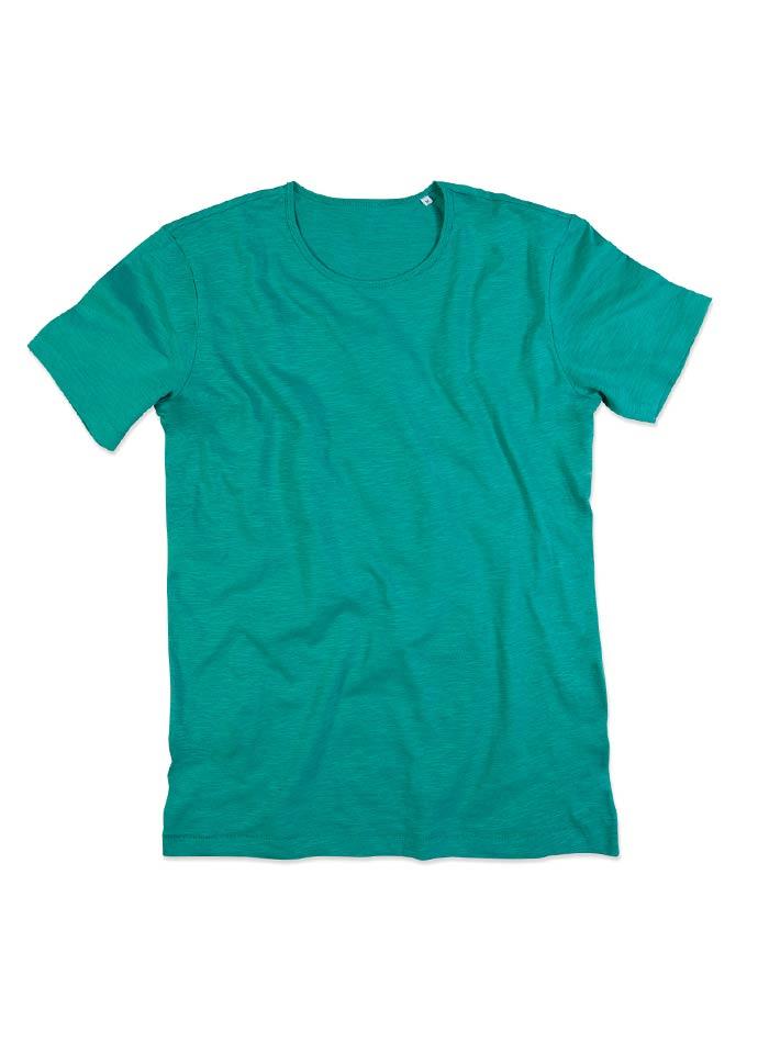 Pánské tričko Shawn - Bahamská zelená M