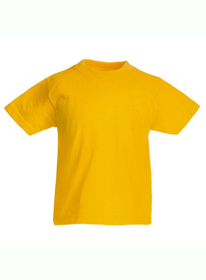 Lehké bavlněné tričko - Slunečnicová 152 (12-13)