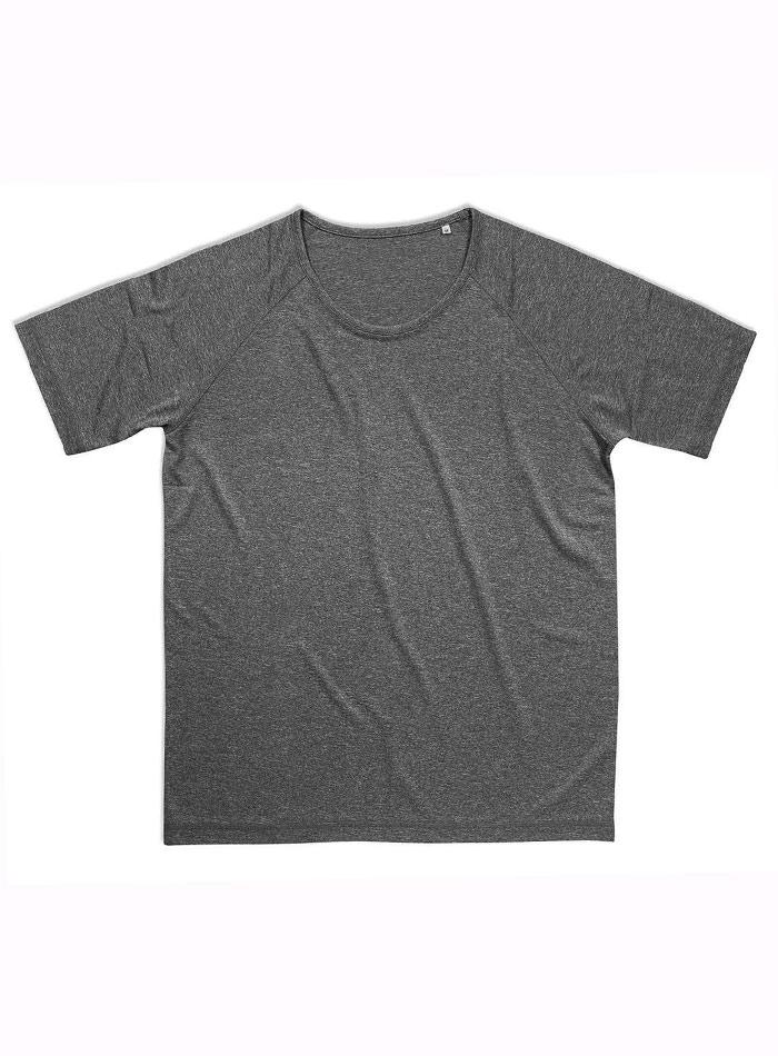 Pánské sportovní tričko Performance - Stříbrná XXL