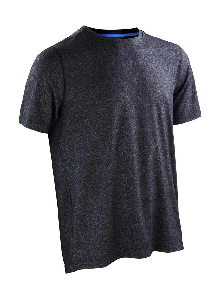 Pánské Fitness tričko - Charcoal M