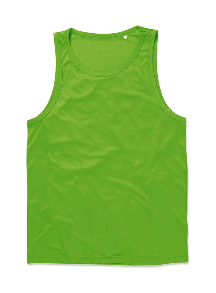 Pánský top Active Sports - Zelená L