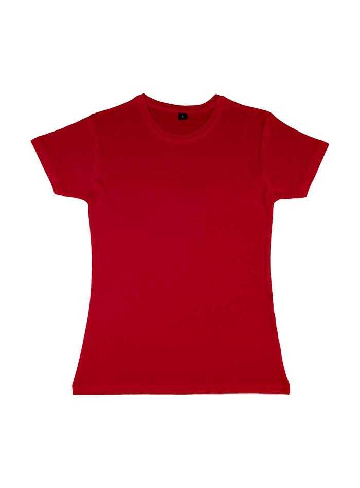 Dámské tričko Lily - Červená S