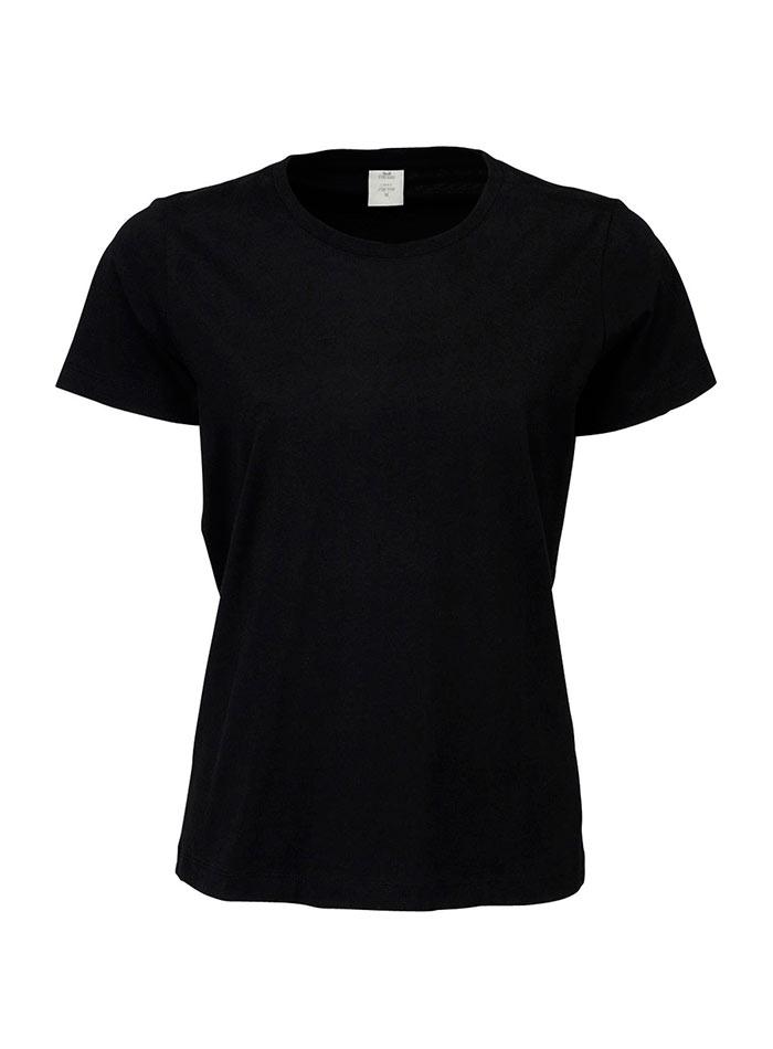 Tričko Tee-Jays - černá S