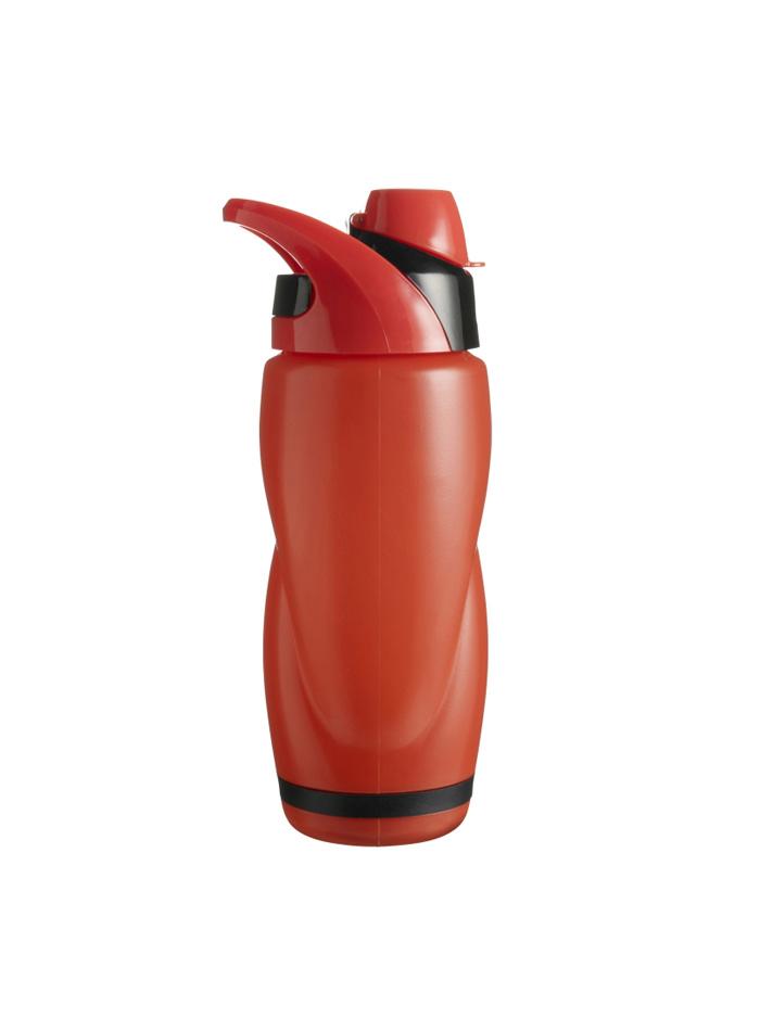Plastová láhev na pití - Červená univerzal