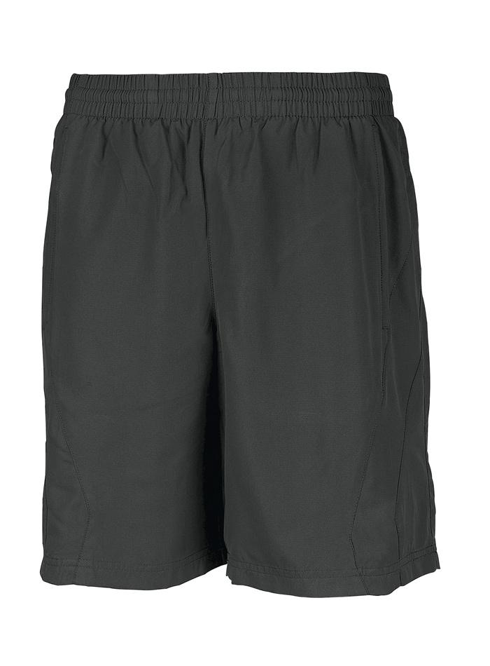 Pánské sportovní šortky - antracitová XXL