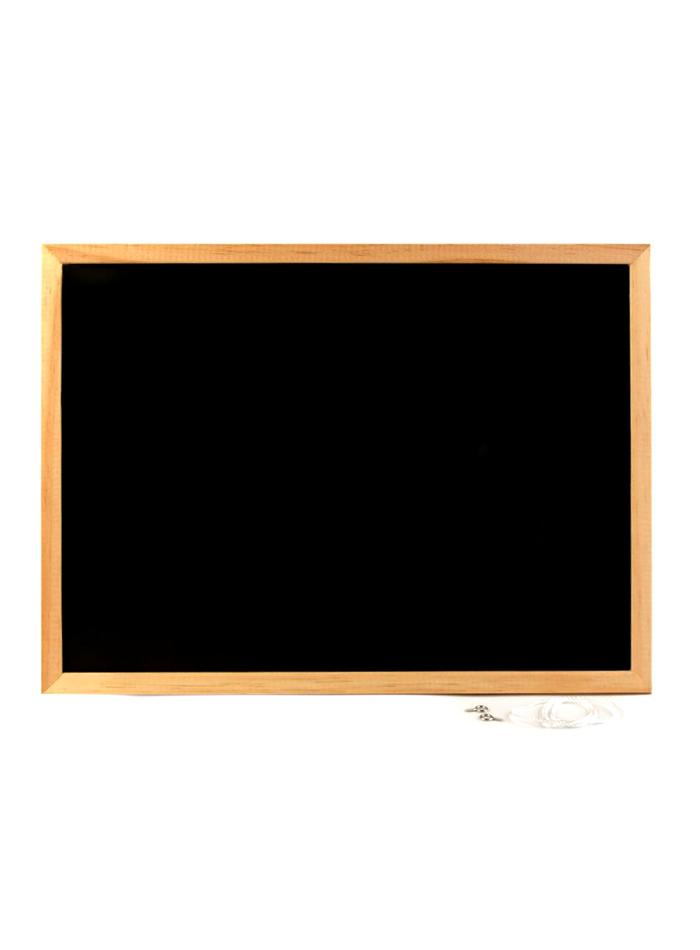 Magnetická tabule - Černá univerzal