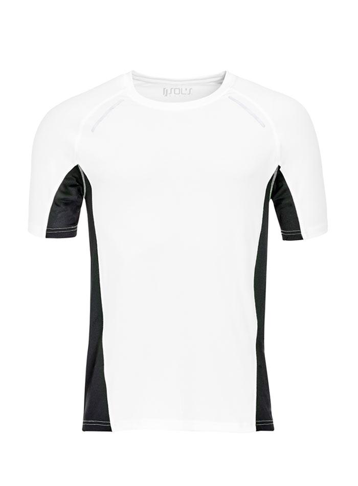 Pánské sportovní tričko Sydney - Bílá XL