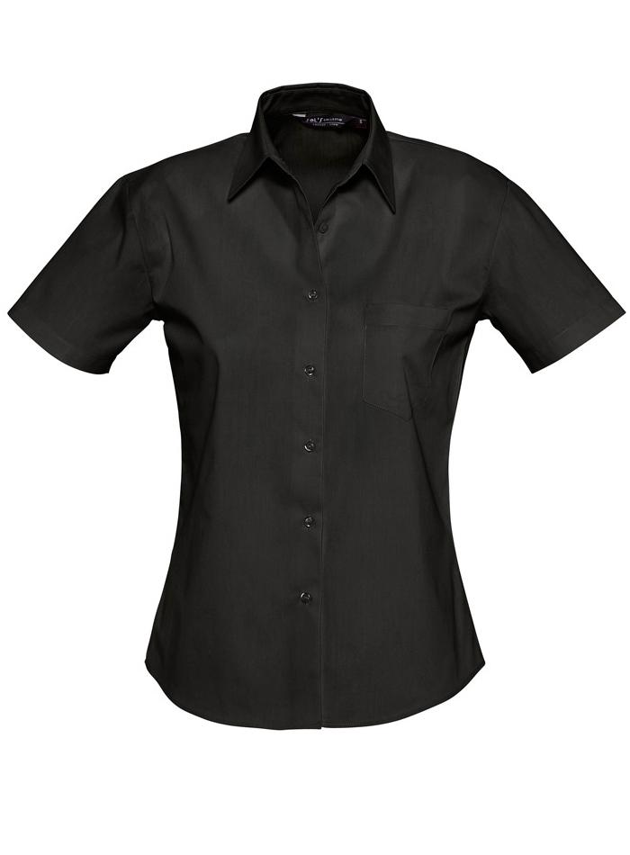 Dámská košile Energy - Černá XXL