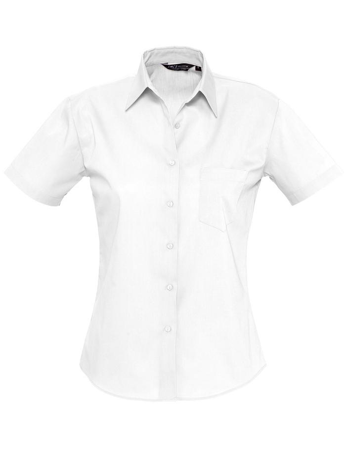 Dámská košile Energy - bílá XXL